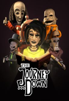 free steam game The Journey Down 1+2 Bundle