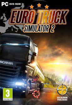 Euro Truck Simulator 2 + Vive la France!