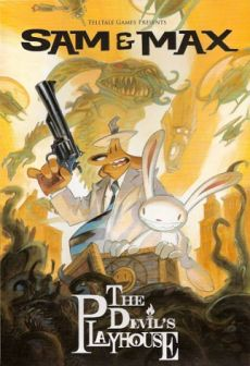 free steam game Sam & Max: The Devil's Playhouse