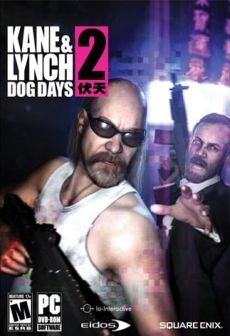 free steam game Kane & Lynch 2: Dog Days