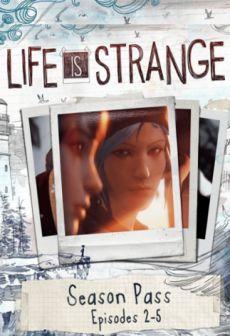 free steam game Life is Strange Season Pass (Episodes 2-5)