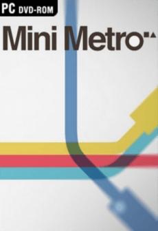 free steam game Mini Metro