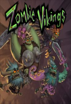free steam game Zombie Vikings