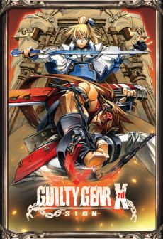 free steam game GUILTY GEAR Xrd -SIGN