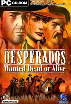 free steam game Desperados: Wanted Dead or Alive