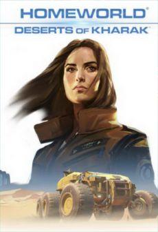free steam game Homeworld: Deserts of Kharak