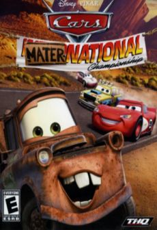 Disney Pixar Cars Mater-National Championship