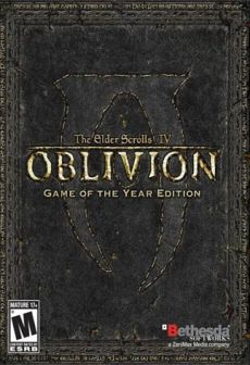 free steam game The Elder Scrolls IV: Oblivion Game of the Year Edition Deluxe