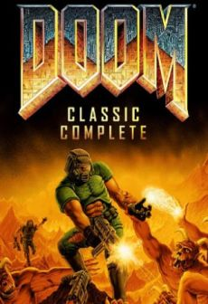 free steam game Doom Classic Complete