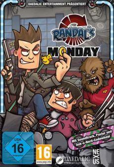 free steam game Randal's Monday