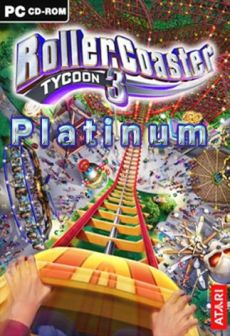 free steam game RollerCoaster Tycoon 3: Platinum