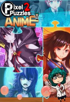 free steam game Pixel Puzzles 2: Anime