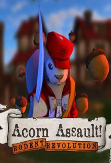 free steam game Acorn Assault: Rodent Revolution