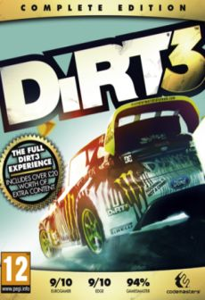 free steam game DiRT 3 Complete Edition