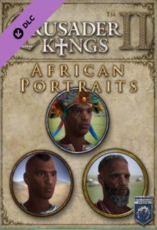 Crusader Kings II - African Portraits