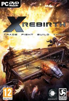X Rebirth Collector's Edition