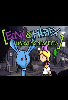 free steam game Edna & Harvey: Harvey's New Eyes
