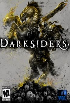free steam game Darksiders Warmastered Edition