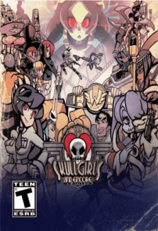 free steam game Skullgirls 2nd Encore Upgrade