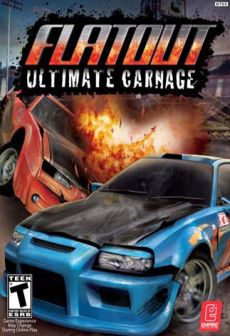 free steam game FlatOut: Ultimate Carnage
