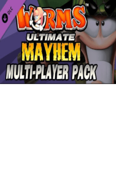Worms: Ultimate Mayhem - Multiplayer Pack