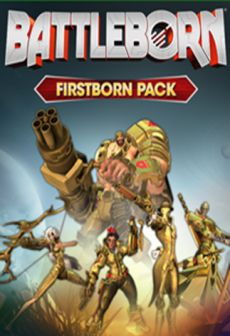 Battleborn Firstborn Pack