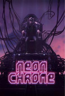 free steam game Neon Chrome