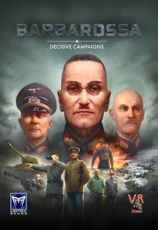 free steam game Decisive Campaigns: Barbarossa