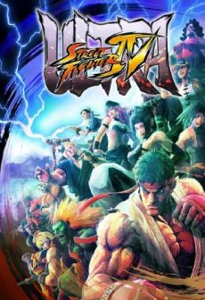 Ultra Street Fighter IV + Digital Upgrade