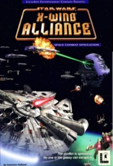 STAR WARS: X-Wing Alliance