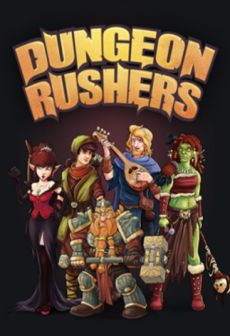 Dungeon Rushers: Crawler RPG