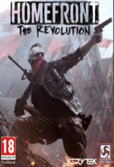 Homefront: The Revolution + Revolutionary Spirit Pack
