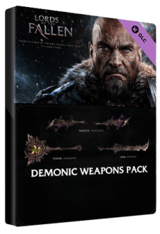 Lords of the Fallen - Demonic Weapon Pack