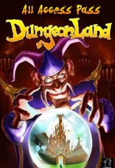Dungeonland - All Access Pass 4-PACK
