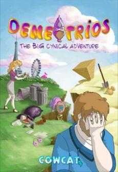 free steam game Demetrios - The BIG Cynical Adventure