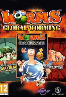 Worms Triple Game Bundle