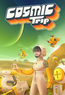free steam game Cosmic Trip VR