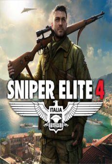free steam game Sniper Elite 4