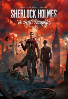 free steam game Sherlock Holmes: The Devil's Daughter