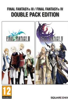 free steam game Final Fantasy III & Final Fantasy IV Double Pack