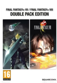 free steam game Final Fantasy VII & Final Fantasy VIII Double Pack