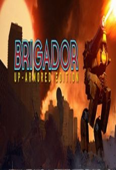 free steam game Brigador: Up-Armored Edition