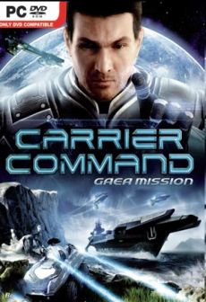 free steam game Carrier Command: Gaea Mission