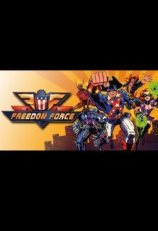 free steam game Freedom Force