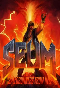 free steam game SEUM: Speedrunners from Hell