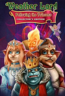 free steam game Weather Lord: Following the Princess Collector's Edition
