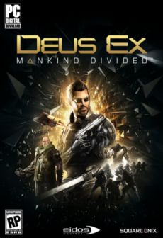 Deus Ex: Mankind Divided Day 1 Edition