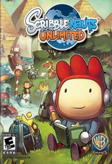 free steam game Scribblenauts Unlimited