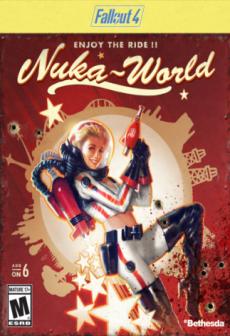 free steam game Fallout 4 Nuka-World