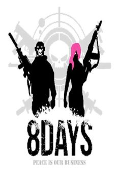 8DAYS - PEACE IS OUR BUSINESS